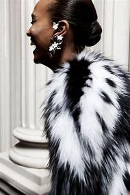 Liya Kebede Black and White