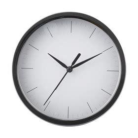 Black Table Clock Alarm   Kmart