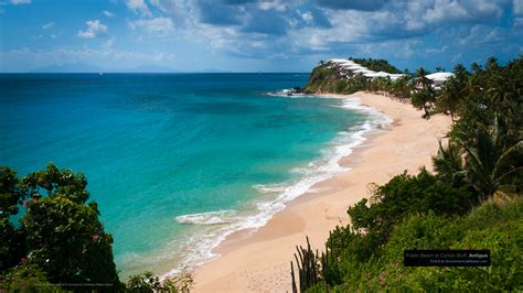 Curtain Bluff Antigua by Our Best Caribbean Desktop Wallpapers Uncommon