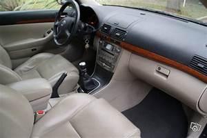 Diagnostic Auto A Domicile : vente auto occasion marseille toyota avensis 126 d 4 d diesel pack cuire ~ Gottalentnigeria.com Avis de Voitures