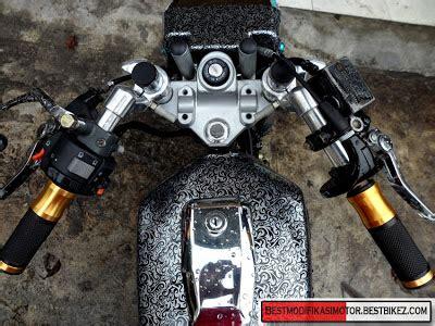 Rx King Modif Kaki Ring 18 by Modifikasi Rx King Ceper Gambar Modifikasi Motor Terbaru