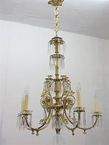 Kronleuchter Mit Kerzen Und Lampen : biedermeier kronleuchter antike lampen und leuchten ~ Bigdaddyawards.com Haus und Dekorationen