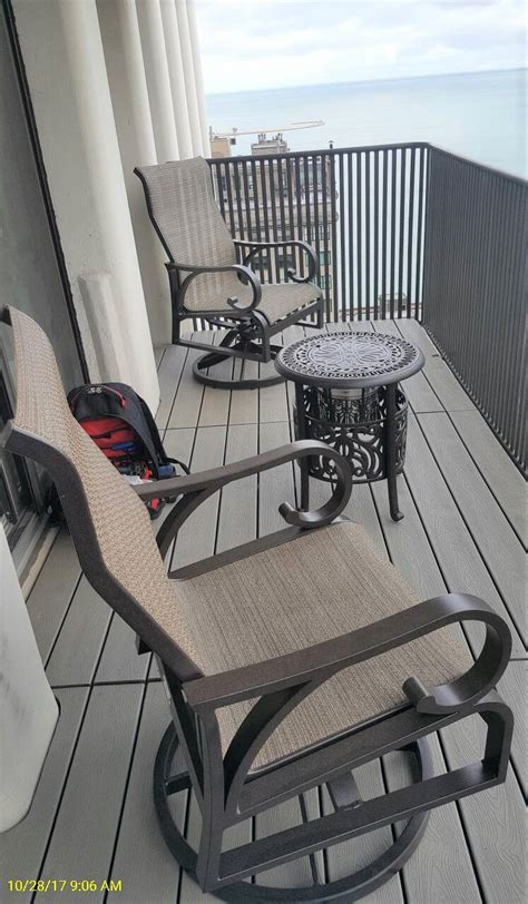 delivery installation of patio furniture to chicago il