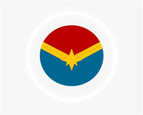 captain marvel symbol png picture transparent library