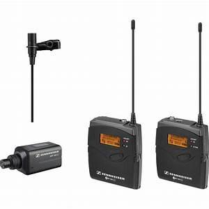 Sennheiser Ew 100 Eng G3 Wireless Microphone Combo