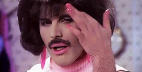 Freddie Mercury Queen Gif