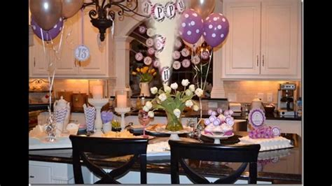 party themes decorations ideas  teenage girls home