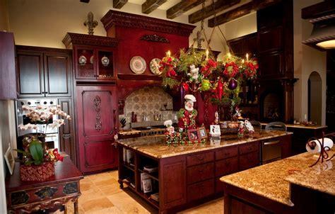 Kitchen Christmas Decorations   DIY Kitchen Christmas