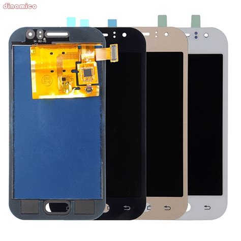 promotion high quality hh j110 lcd display touch screen digitizer for samsung galaxy j1 ace