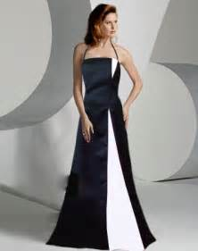 black bridesmaid dress the stylish black and white bridesmaid dresses