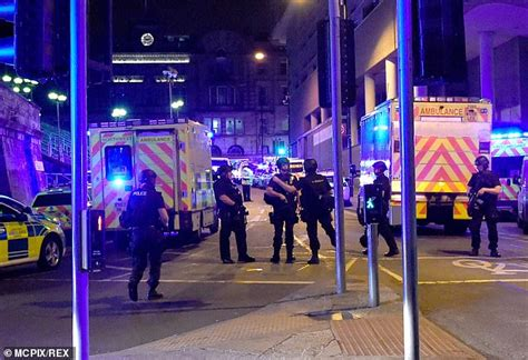 Manchester bomb victim's mother says she 'may as well be ...