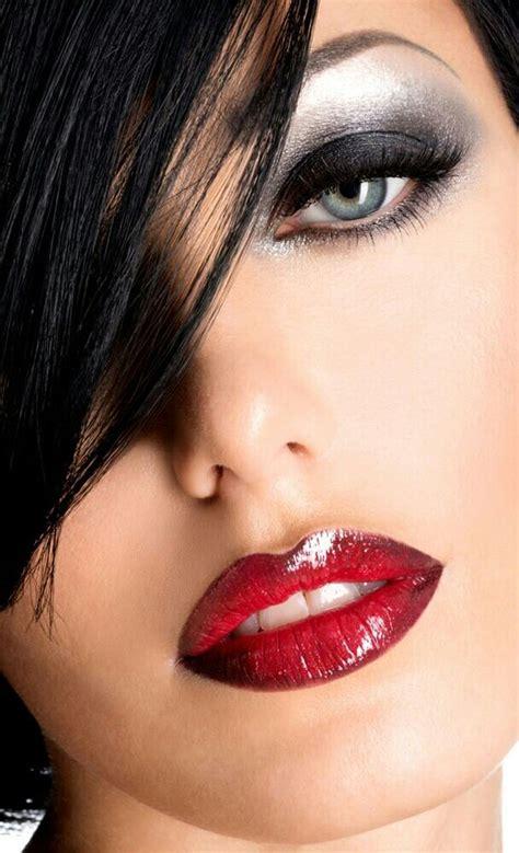 christmas makeup ideas hot trends