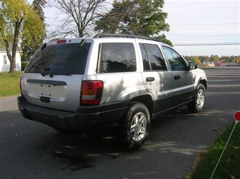jeep cherokee tires new tires 2004 jeep grand cherokee 4 4 for sale