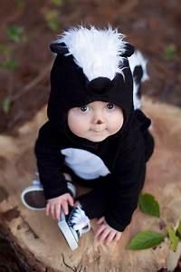 Kostüm Baby Selber Machen : stinktier kost m selber machen diy anleitung halloween kost m halloween baby kost m ~ Frokenaadalensverden.com Haus und Dekorationen