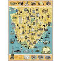 large detailed road map   manhattan nyc  york