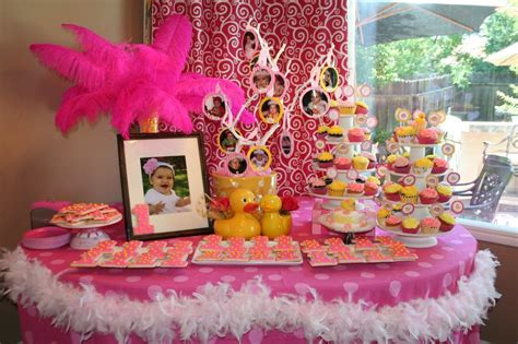 girl 1st birthday party themes birthday themes for