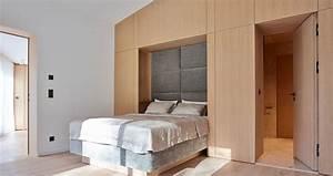 Schrankwand Mit Bett : schrankwand mit top moderne wohnwand mit bioethanol kamin ~ Michelbontemps.com Haus und Dekorationen