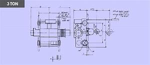 3 Ton Hoist Wiring Diagram