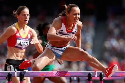 Ennis Jessica Hill London Olympics Athletics Hurdles