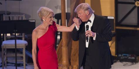 trump president dress staffers female donald