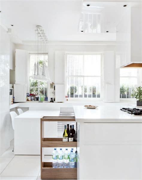 decorer une cuisine decorer cuisine toute blanche 28 images la cuisine