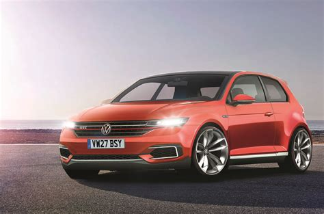 Volkswagen Hybrid 2020 by 2020 Volkswagen Golf Gti To Get Hybrid Performance Boost