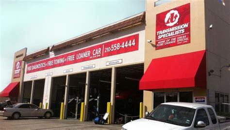 transmission specialists auto repair san