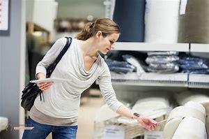 покупка мебели организацией проводка