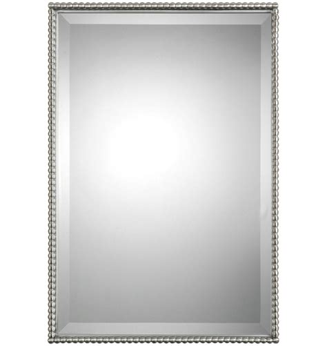 Heirloom Quality Furniture by Beaded Rectangle Mirror Rejuvenation