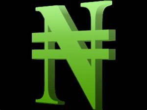how to add naira symbol on microsoft word - YouTube