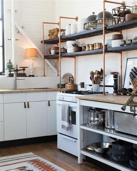 Open Shelf Kitchen Cabinet Ideas