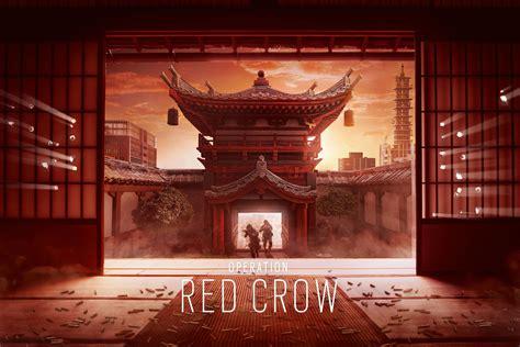 Rainbow Six Siege Background Hd Wallpaper Operation Red Crow Tom Clancy 39 S Rainbow Six Siege 4k Games 3639