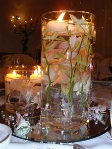 Interior. Luxurious Wedding Centerpieces With Candles For ...
