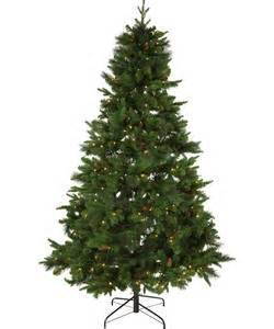 buy berry and cone christmas tree 7ft at argos co uk your online shop for christmas trees