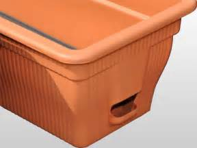 Balkonkasten Mit Wasserspeicher : balkonkasten mit wasserspeicher 12 18 25 liter div farben ~ Lizthompson.info Haus und Dekorationen