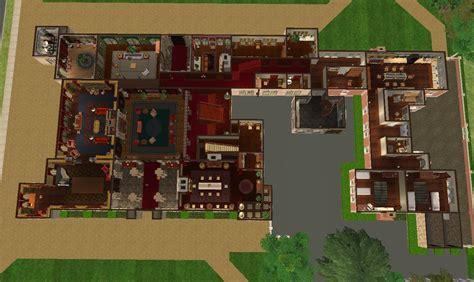 Highclere Castle Floor Plan by Highclere Castle Floor Plan Gurus Floor