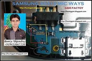 Samsung Gt-s5310 Mic Ways Problem Jumper Solution