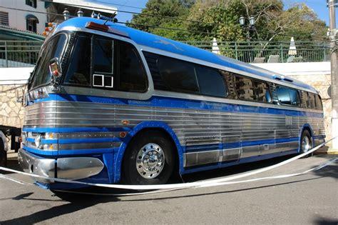 custom pd  gm bus gm coach pd  vintage