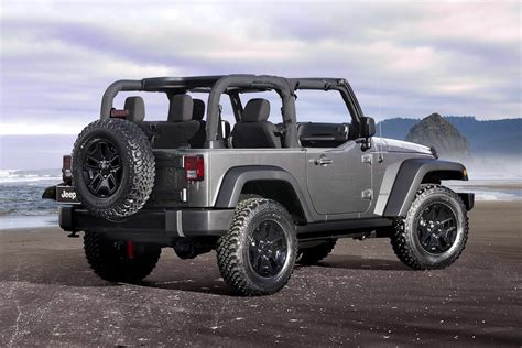Jeep Picture by 2018 Jeep Wrangler To Get 8 Speed Auto Aluminum