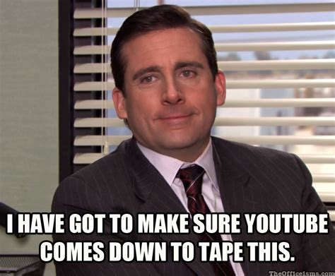 The Office Memes - the office isms meme isms