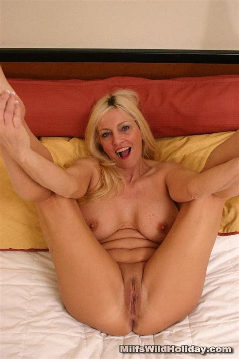 Busty Mature Blonde Drilled Page