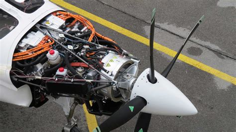 Aircraft Electric Motors by Pipistrel And Siemens Power Up Most Powerful Hybrid Flyer
