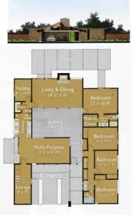 The Modern Home Floor Plans Designs by Build An Eichler Ranch House 8 Original Design House