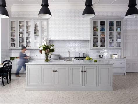 1000 ideas about grey kitchen floor on