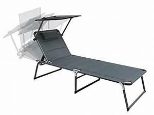 Loungemöbel Mit Dach : trendy home24 aluminium sonnenliege gartenliege xxl alu liege mit dach dreibeinliege textilene ~ Sanjose-hotels-ca.com Haus und Dekorationen