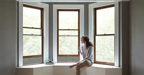 guide  bay window types styles pella windows doors