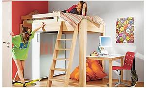 Hochbett Bauen Lassen : hochbett mit schrank selber bauen st53 hitoiro ~ Michelbontemps.com Haus und Dekorationen