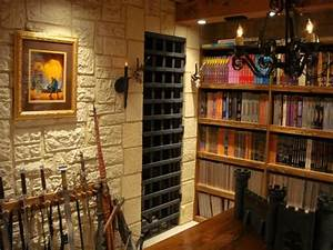 Is this the world's best D&D gaming room?