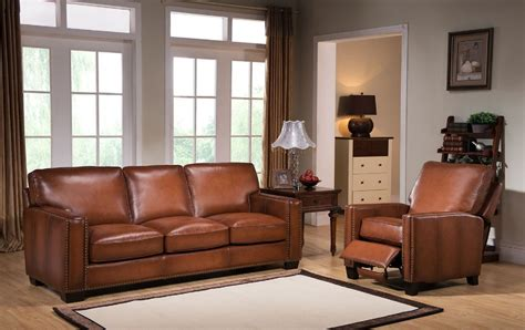 Brown Leather Sofa Set by Harley 100 Leather Brown Sofa Set Usa Furniture