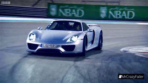 Porsche On Top Of Porsche by Top Gear Porsche 918 Spyder Dubai Autodrome